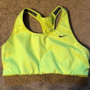 Nike women's Dri Fit Sports Bra